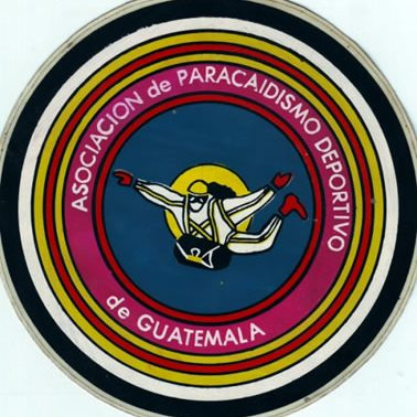 Primer logotipo  que identificó  a nuestra Asociación